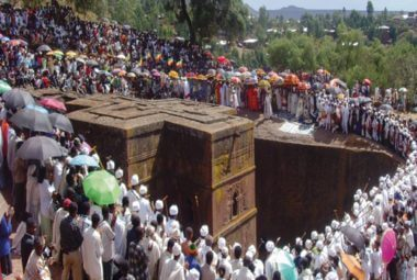 Lalibela Tour Churches